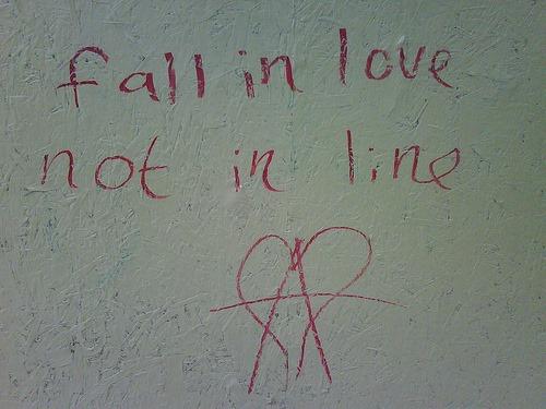 love not line