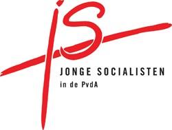 Logo van Jonge Socialiten in de PvdA